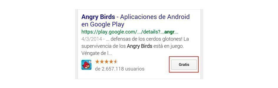 Extensiones aplicacion adwords