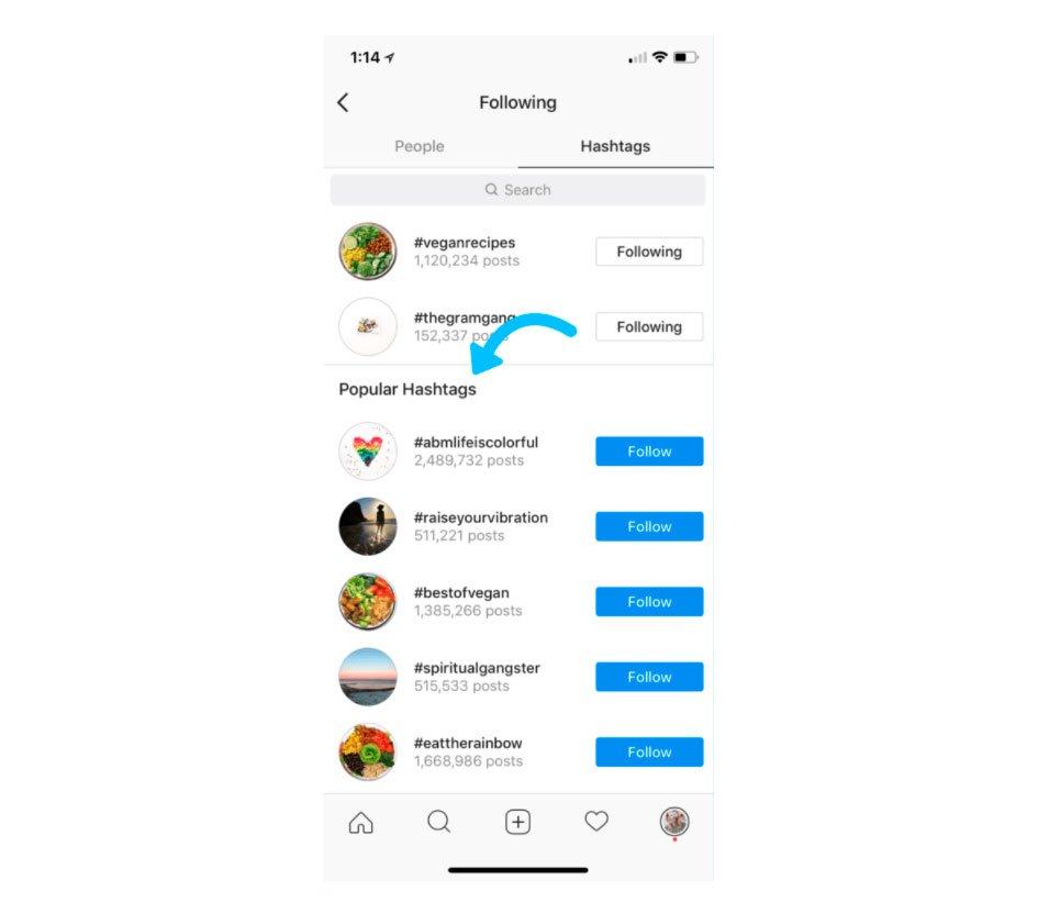 Nuevas Reglas Para Los Hashtags De Instagram En 2018